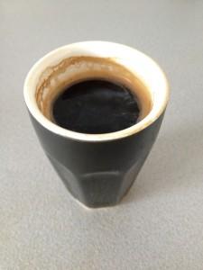 Shot d'espresso
