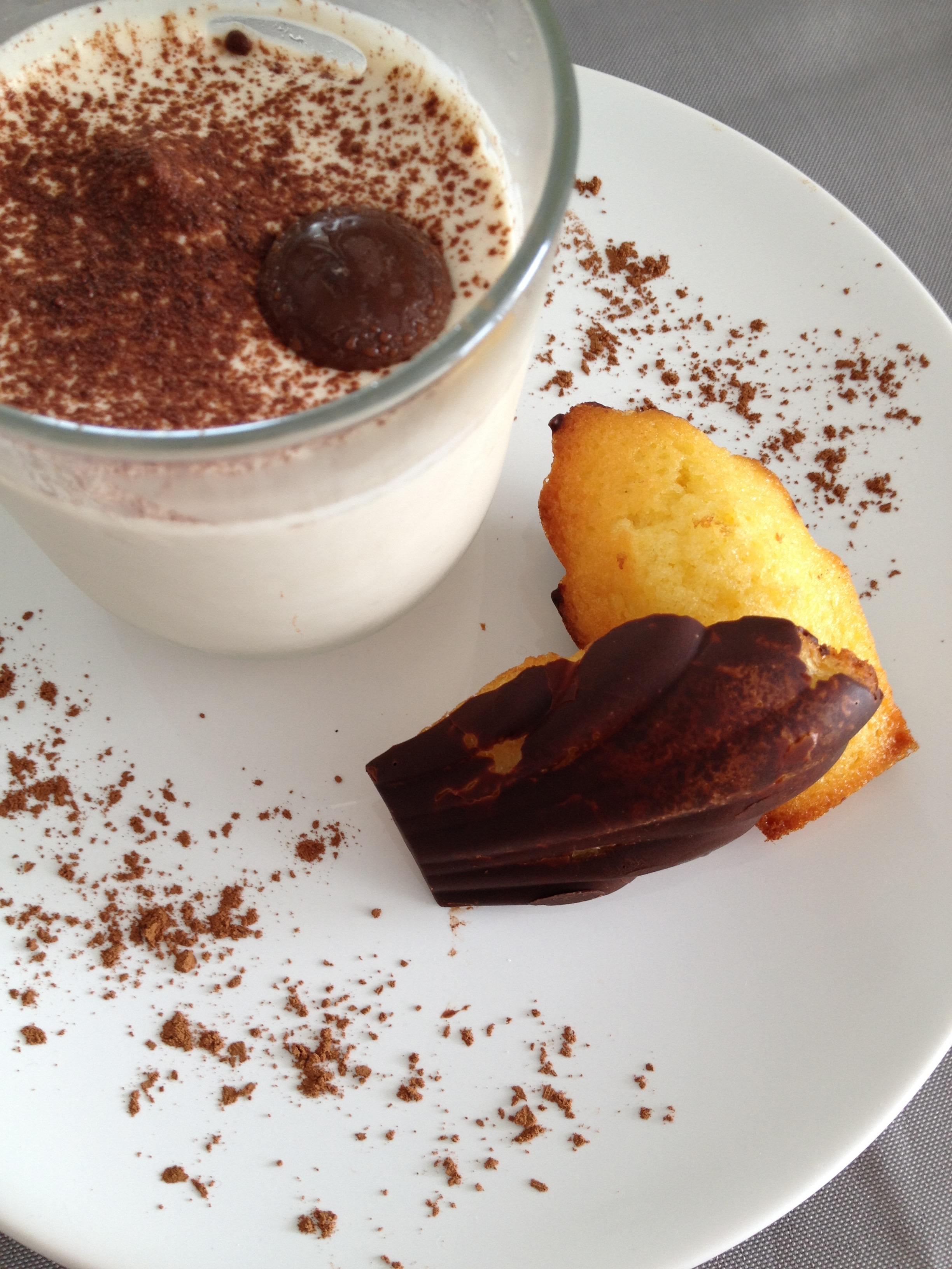 Mousse mascarpone au caf un petit oiseau dans la cuisine - Cuisine au mascarpone ...