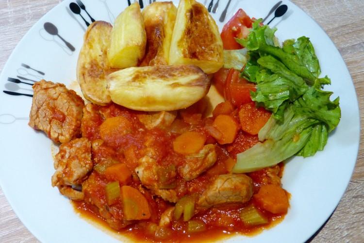 Filet Mignon à la tomate