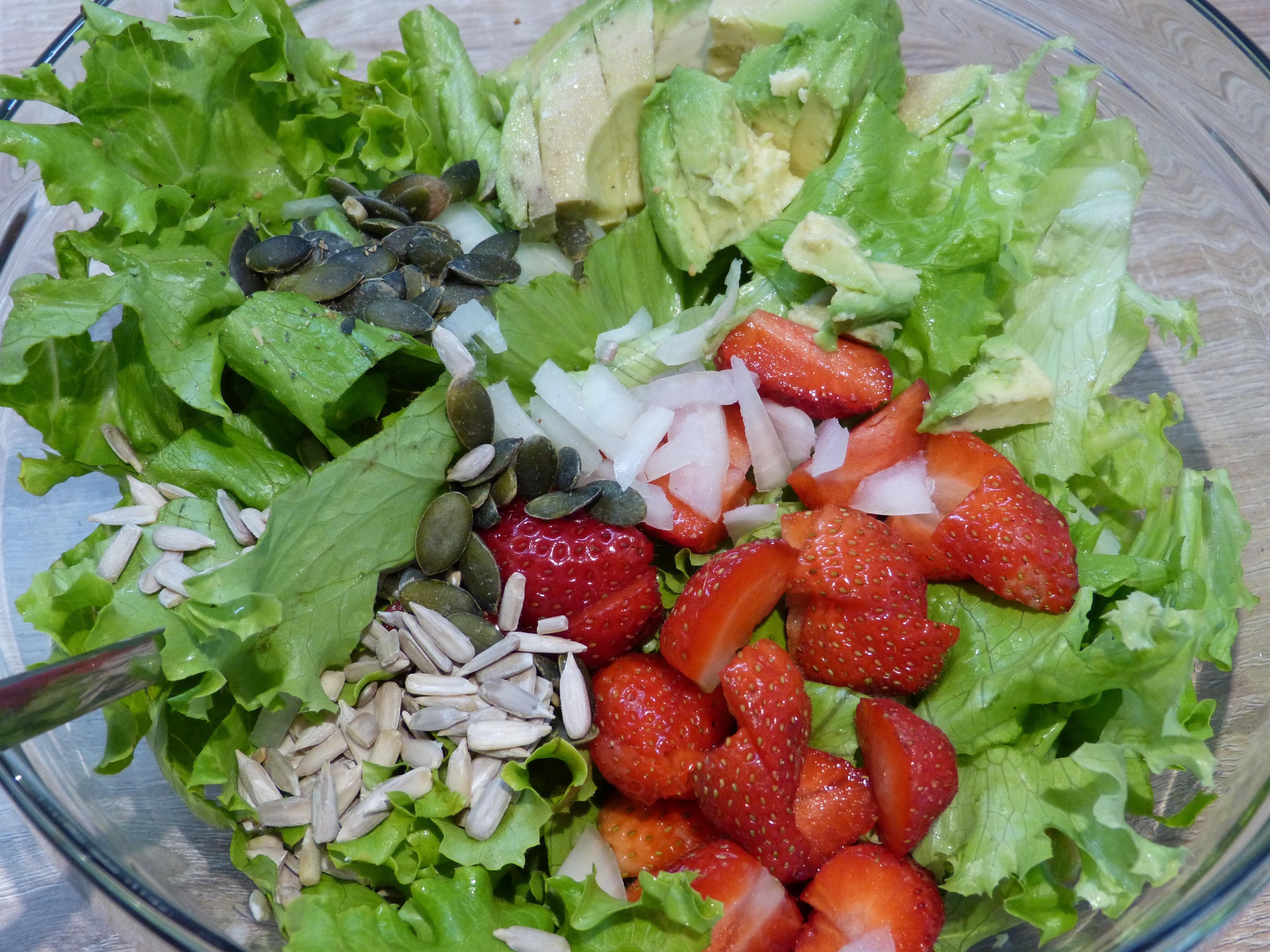 Strawberry vinegar un petit oiseau dans la cuisine for Un petit oiseau