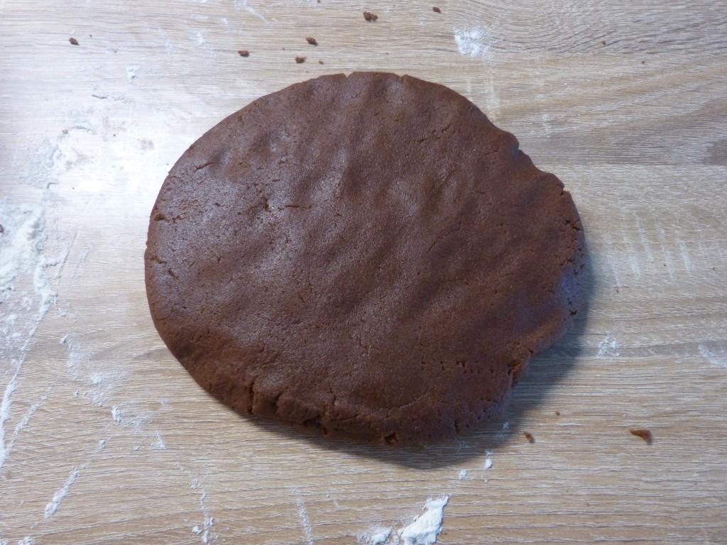 Pate au chocolat