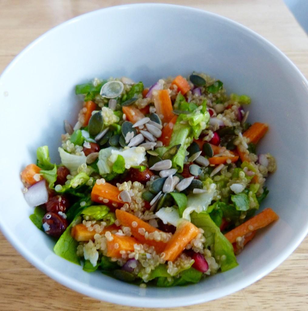 Power salade