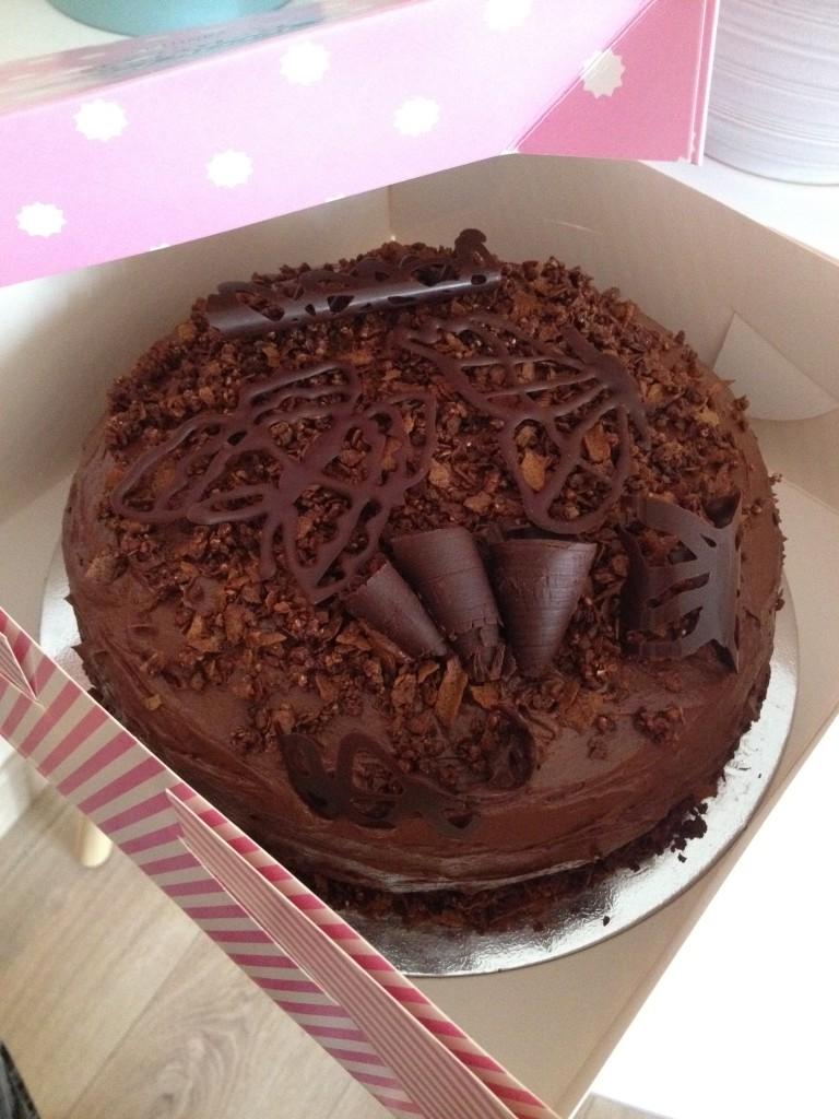 Chocolate Mud Cake Un Petit Oiseau Dans La Cuisine