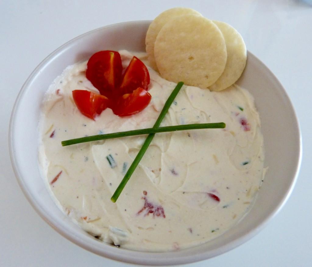 Sauce fromagère à dipper