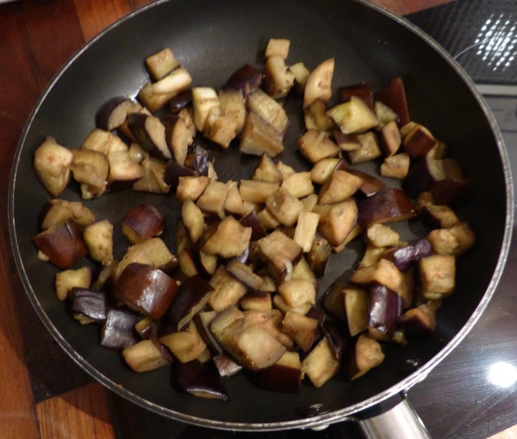 Boulettes d'aubergine