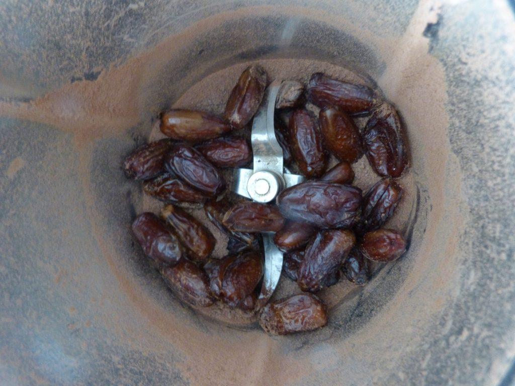 Gateau healthy au chocolat (GF)